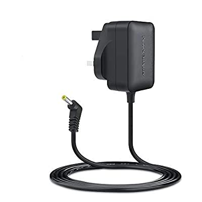 BERLS AC Adapter Power Cord Replacement Remington Electric Shaver Razor Charger Cord for Remington Beard Trimmer MB4040, MB-4030, MB4030, MB-4040, PG360, PG520, PG-6020, WPG-250, 5 Feet Power Supply by BERLS