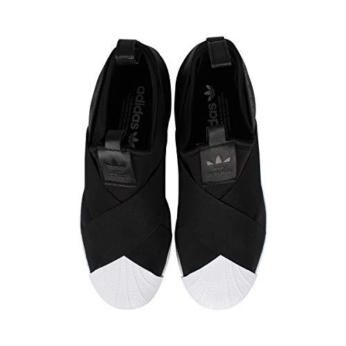[アディダス]OriginalsオリジナルスSUPERSTARSLIPONスニーカースリッポンブラック黒FW7051US6.0-24.0[並行輸入品]