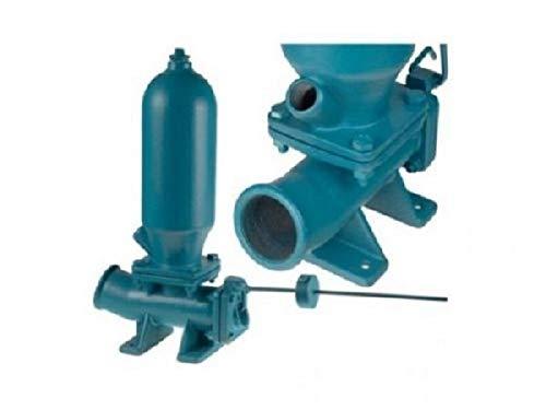 FUXUS® Hydraulischer Widder Wasserpumpe Wasserwidder alternative Pumpe Stoßdruckheber Wasserpumpe mit Wasserkraft