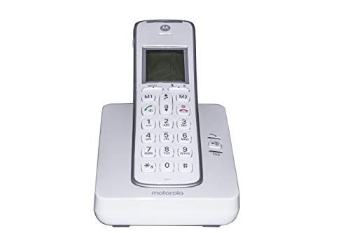 Teléfono inalámbrico Digital Motorola CD201