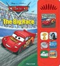 Cars The Big Race (Little Sound Book)