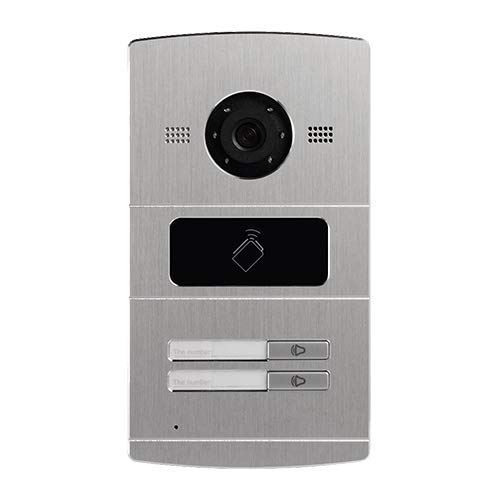 Safire - Videoportero IP para 2 viviendas