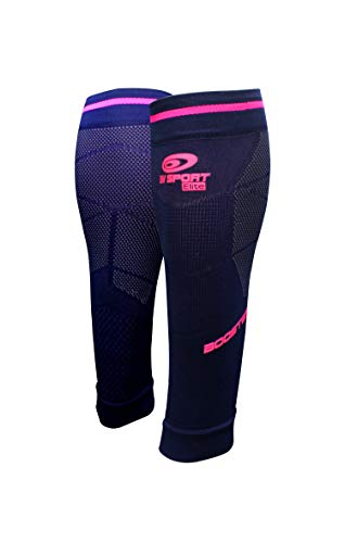 BV Sport Booster Elite Evo 2 Bleu/Rose