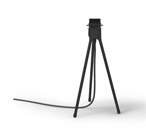 Vita 04022 Trépied Table Noir, Acier