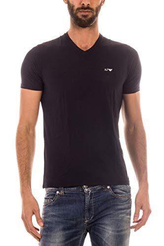 Emporio Armani - Camiseta deportiva - para hombre azul azul XXX