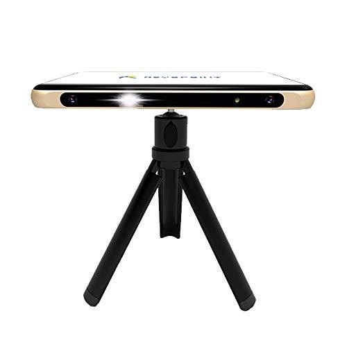 Tanso Scanner 3D Portable de Niveau Industriel, écran Tactile de 7 Pouces, Aucun Ordinateur nécessaire, instantanée pour l'impression 3D, précision 0.1mm, IA intégrée à l'informatique