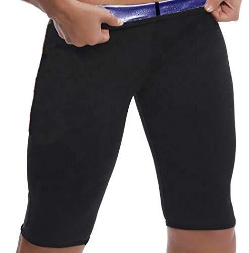Leggings adelgazantes para hombre, 3 tamaños, mallas de sudación y sauna, pantalones...