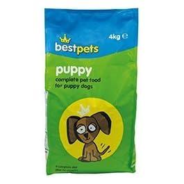BestPets Puppy Dog Food 4kg