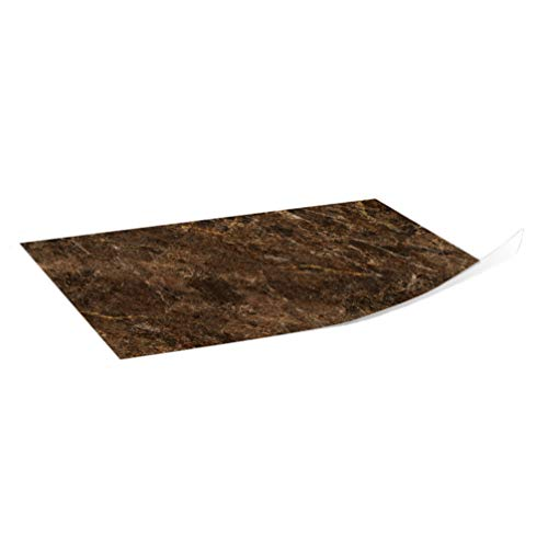 WINOMO Marmer Effect Contact Papier Behang Film Zelfklevende Keuken Peel Stick Backsplash Vinyl Tegel Aanrecht Meubels Plank Liner