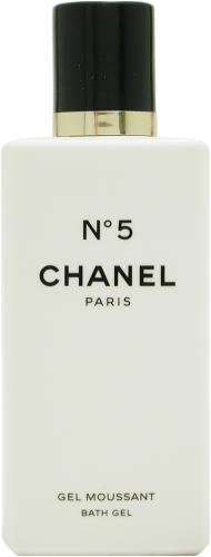 No. 5 by Chanel for Women, Shower Gel, 6.8 Ounce