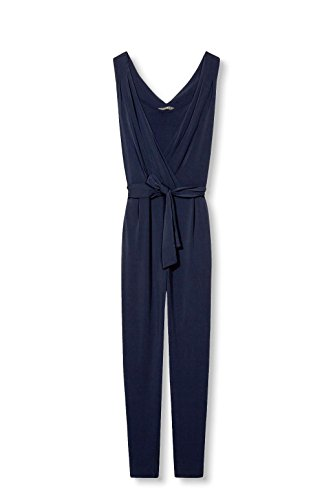 ESPRIT Collection Damen Jumpsuits, Blau - 3