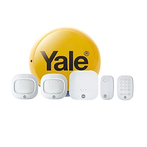 Yale IA-320 sistema de alarma de seguridad Blanco - Sistemas de alarma de seguridad (Inalámbrico,...