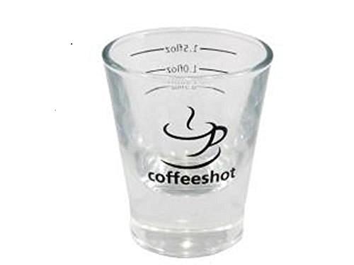 56,7gram espresso shot Glass–Coffeeshot
