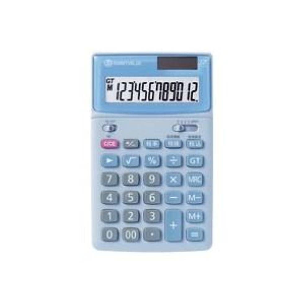 ジョインテックス (業務用40セット) 中型電卓 K041J