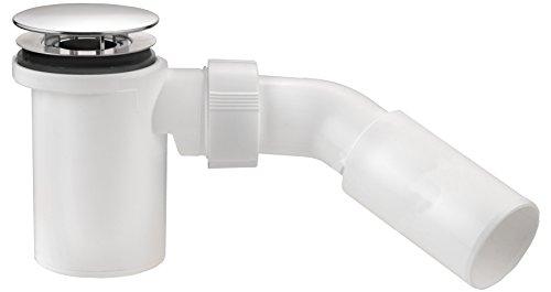 Cornat T323112 doucheafvoer voor douchebad, 1 1/2 inch, kunststof