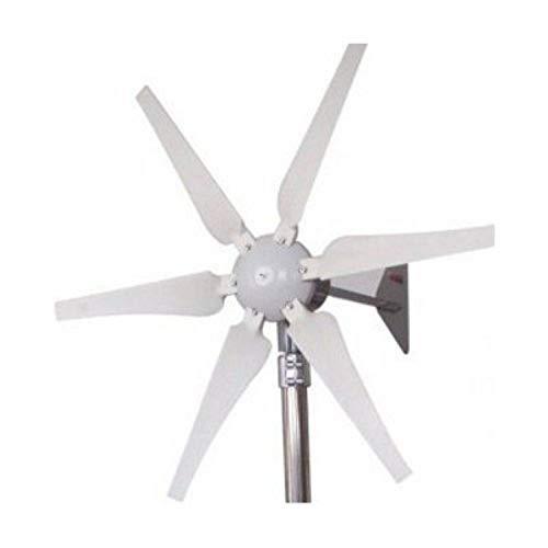 GudCraft WG400X 400 Watt 24-Volt 6-Blade Wind Generator With Charge Controller