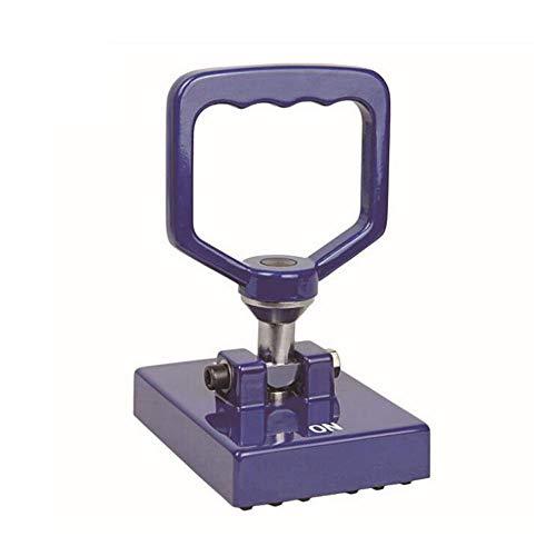 HYLH Elevador magnético Permanente de neodimio portátil Imán de elevación NdFeB para Levantar Placa de Acero con Capacidad de 50 kg