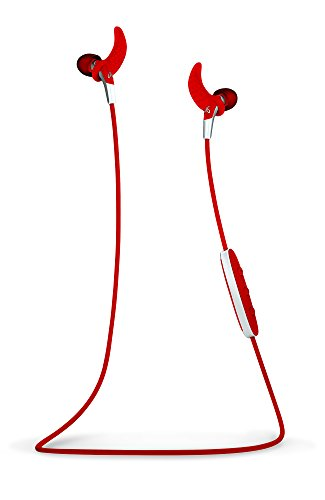 Jaybird Freedom F5 In-Ear Wireless Bluetooth Sports Headphones – Secure Sports Fit – Tough All-Metal Design – Blaze