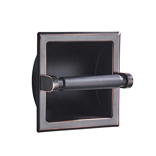 Top 10 best selling list for recessed toilet paper holder brown