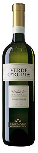 Moncaro Verde Ca' Ruptae Verdicchio Dei Castelli Di Jesi Doc Classico Superiore Vino Bianco - 750 Ml