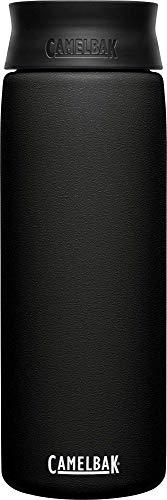 Camelbak Botella de agua unisex para adultos, color negro, 600 ml