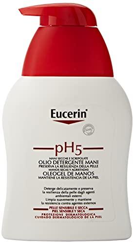 Beiersdorf Eucerin Olio Detergente Mani - 250 Ml