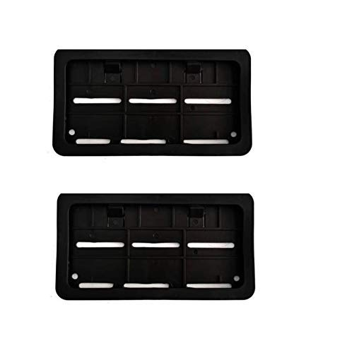 Bike Number Plate Frame (standered Number Plate Holders Front and Back Same Plate for Activa only) by vardhman Fashion