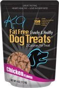 K9 Fat Free Dog Treats, Fat Free, Healthy and Low Calorie (Chicken, 4 oz.)