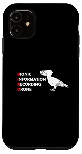 iPhone 11 Drone Conspiracy Theory Birds Are Not Real Case