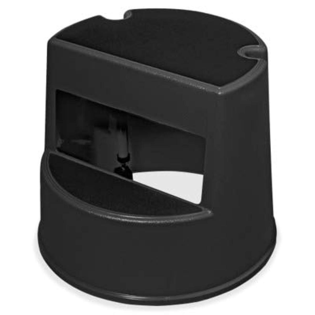 Rubbermaid Rolling Step Stool - 350 lb Load Capacity - 16quot; x 16quot; x 13quot; - Black