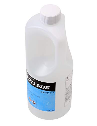 クリアライト工業『アルミフィン・フィルタークリーナーエアコン洗浄プロ505』