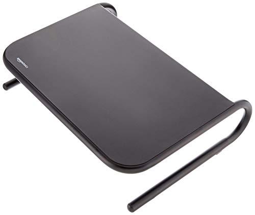AmazonBasics metalen monitorstandaard - zwart