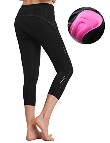 bike pants women padded - 4