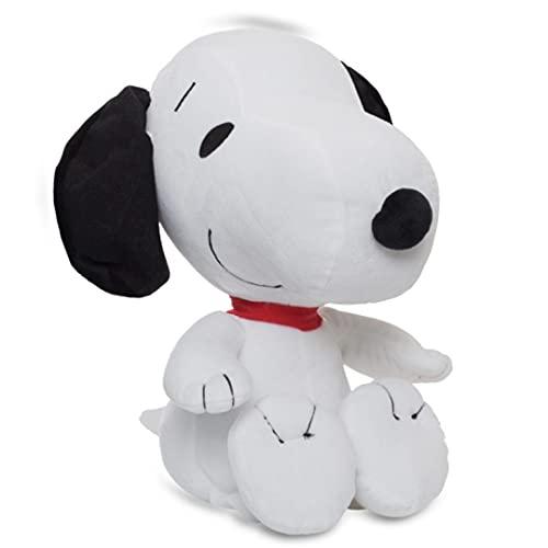 Peluche Perro Snoopy sentado 33 centímetros / 12'99'' Calidad Super Soft