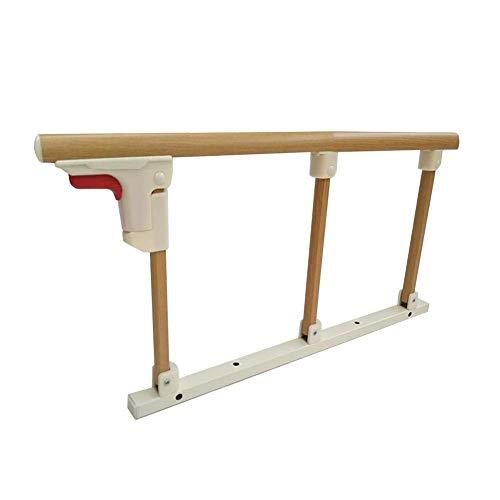 NYDZDM Bed Rails Ziekenhuis Veiligheid Assist Handvat Vouwbed Grab Bar Bumper, Bed Guard Rails Voor Ouderen Volwassenen Peuter