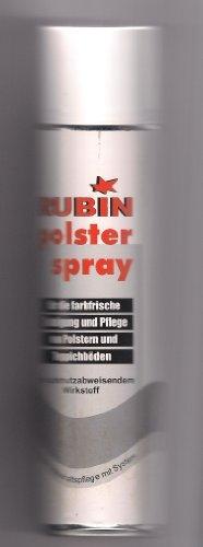 Emil Rubin Polsterspray Teppichspray Polster Teppich Spray Trockenschaum