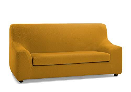 Martina Home tunez Housse de canapé Duplex 4 PLAZAS Jaune Moutarde