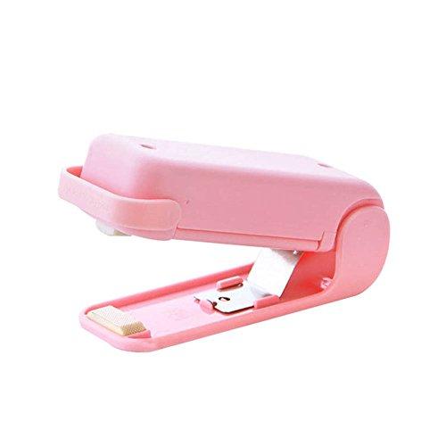 ZREAL Heißsiegelmaschine Impuls Sealer Portable Mini Seal Werkzeug für die Verpackung von Plastiktüte