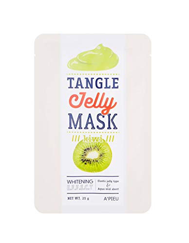 APIEU Tangle Jelly Mask Kiwi Gesichtsmaske 1 Stück