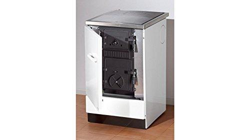 WESTMINSTER Festbrennstoffherd K155, 5 kW, Dauerbrand, Herdplatte