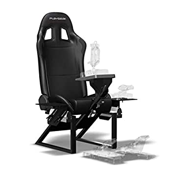 Playseat Air Force | Used by professional pilots and sim flight professionals! | With unique foldable design!