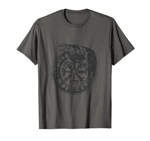 Norse mythology and Viking symbols T-Shirt