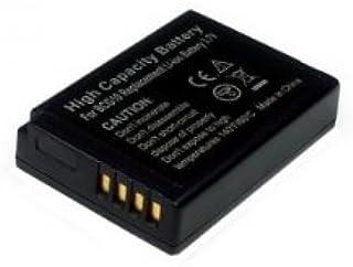 AKKU LI ION passend für PANASONIC Lumix DMC TZ6, DMC TZ6 , FMC ZX1, FMC ZX1 1 ersetzt Panasonic DMW BCG10, DMW BCG10E