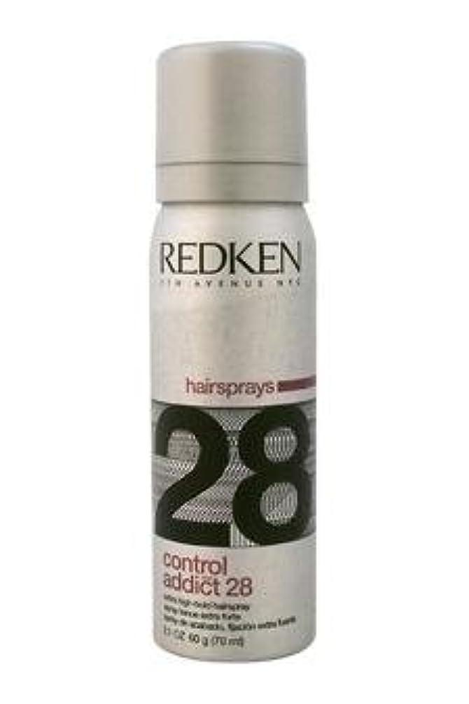 属性要塞ヘルパーREDKEN レッドケンコントロールアディクト28 /レッドケンエクストラハイホールド髪2.0オズスプレー(57)ML) 2オンス