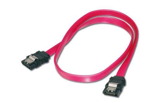 Equip 111900 - Cable SATA III con Clip de Seguridad (0.5 Metros)