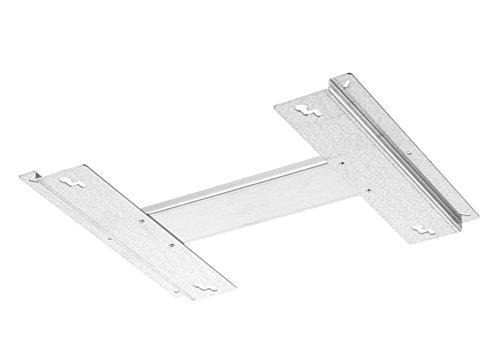 Gossmann Deckenhalter 720, geeignet für Infrarotheizung I860, I670, I500 Classic mit Sicherheitsverschluß, Made in Germany
