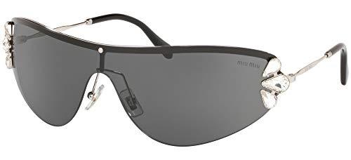 Miu Miu MU 66US SILVER (1BC1A1) - Gafas de sol