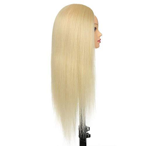 pruiken Kappers make-up pan hoofd hoofd model praktijk volume warm snijden mannequin hoofd leerling simulatie onderwijs hoofd