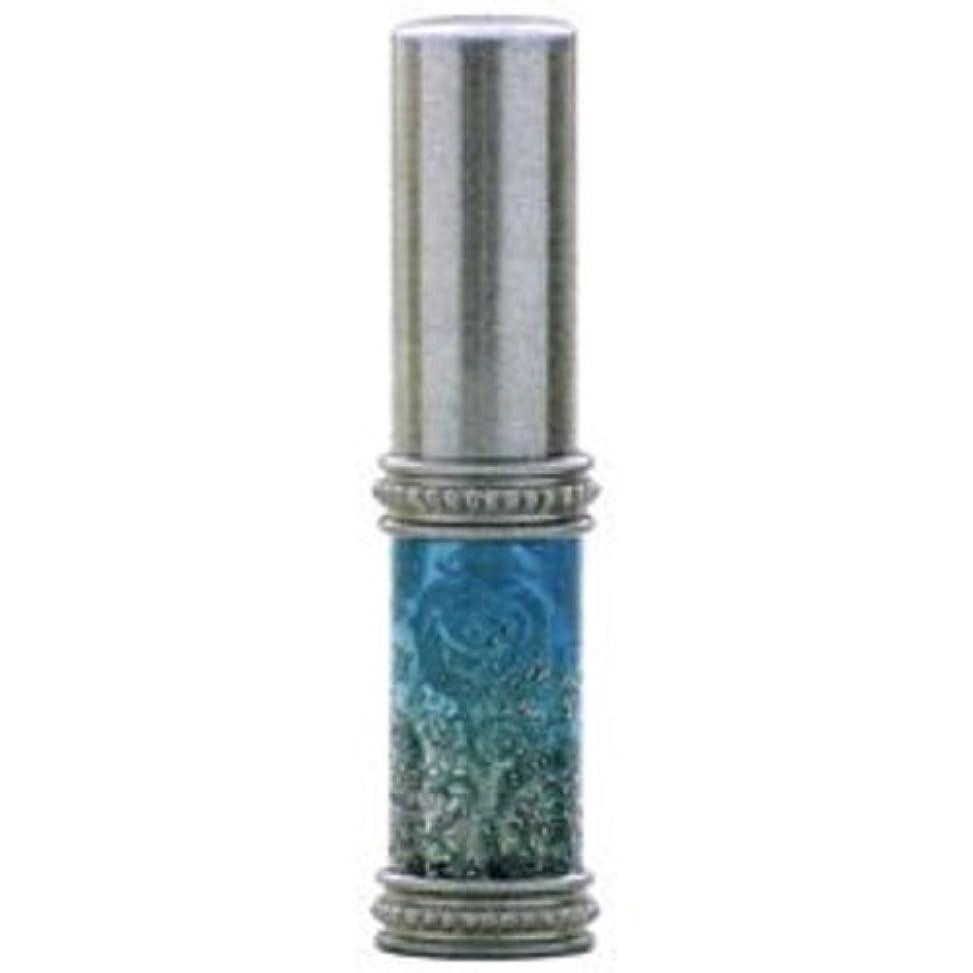 ヒロセアトマイザー ラメ 薔薇 ガラスアトマイザー 16121 SV (メタルラメバラ シルバー)