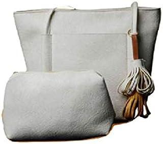 Oriflame Bag For Women,Ivory - Handbags Sets